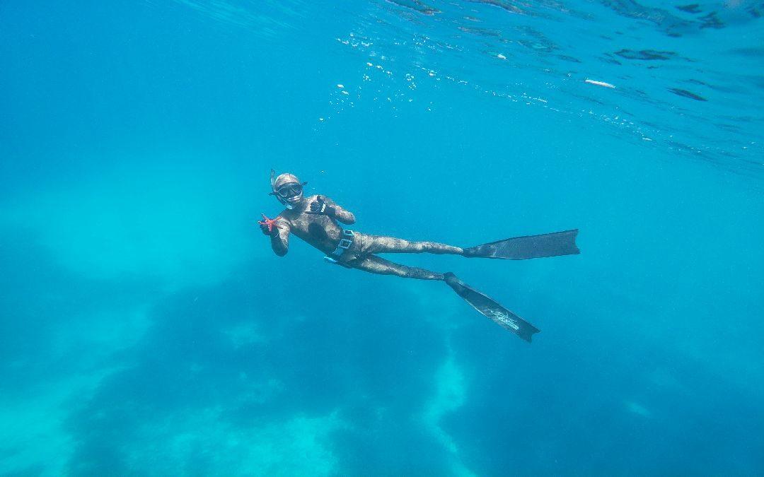 Pescare in Croazia sulle isole